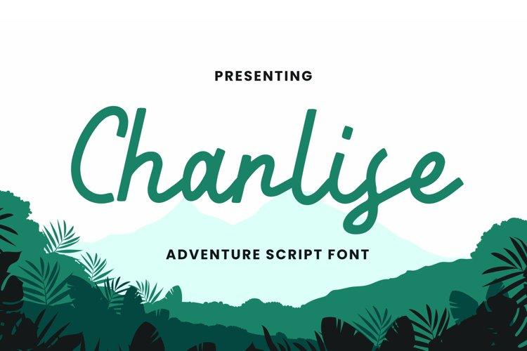Charlise Font example image 1