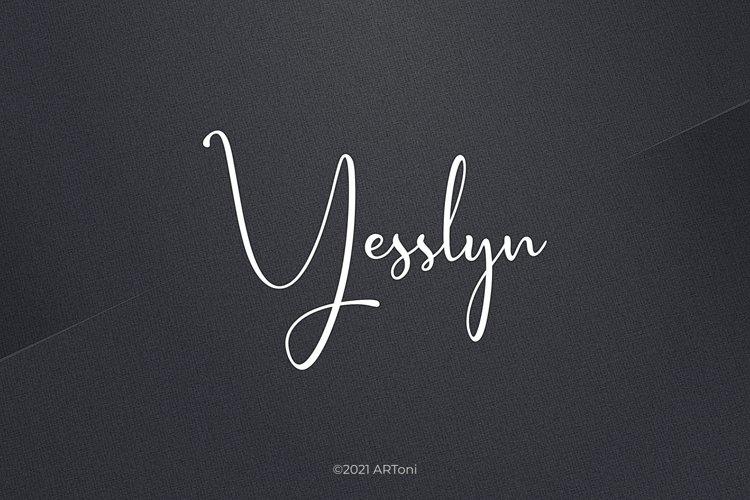 Yesslyn example image 1