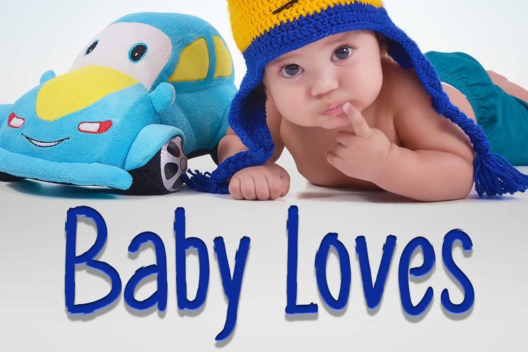 Baby Loves example image 1