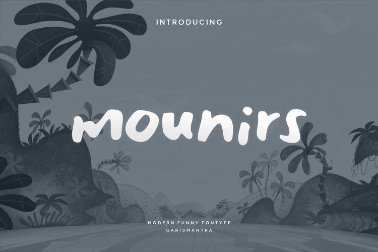 Mounirs example image 1