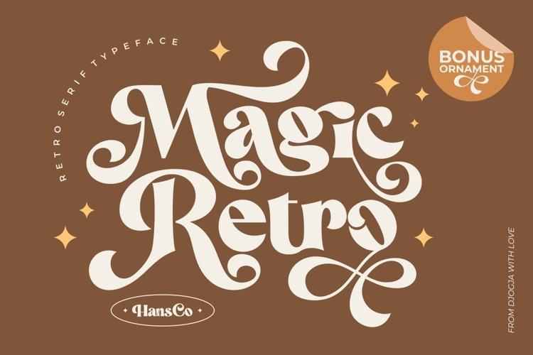 Magic Retro