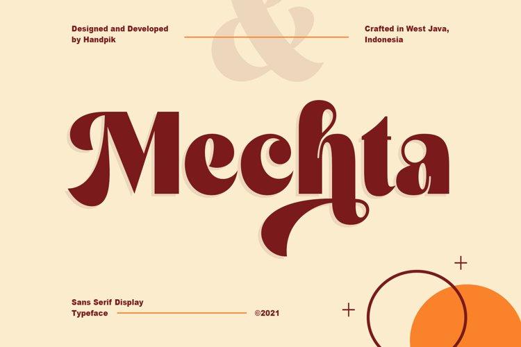 Mechta example image 1