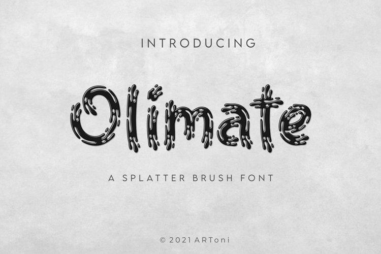 Olimate
