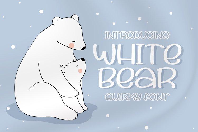 White Bear example image 1