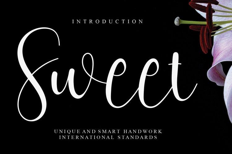 Sweet example image 1