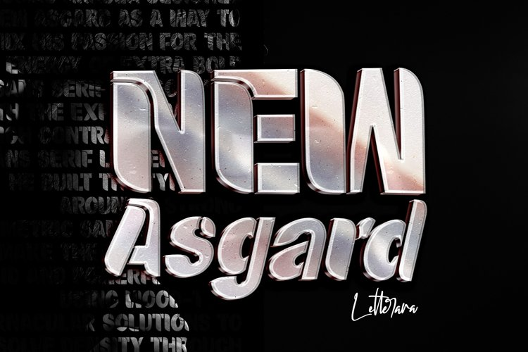 New Asgard example image 1