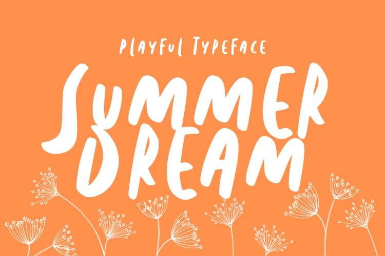 Summer Dream example image 1