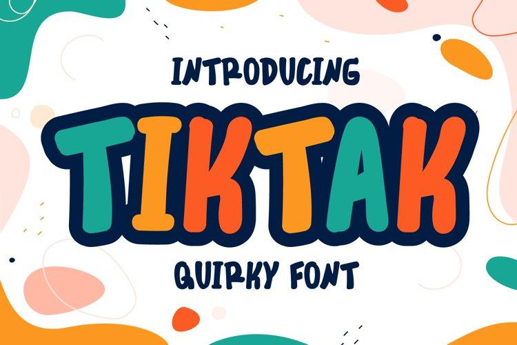 Tik Tak example image 1