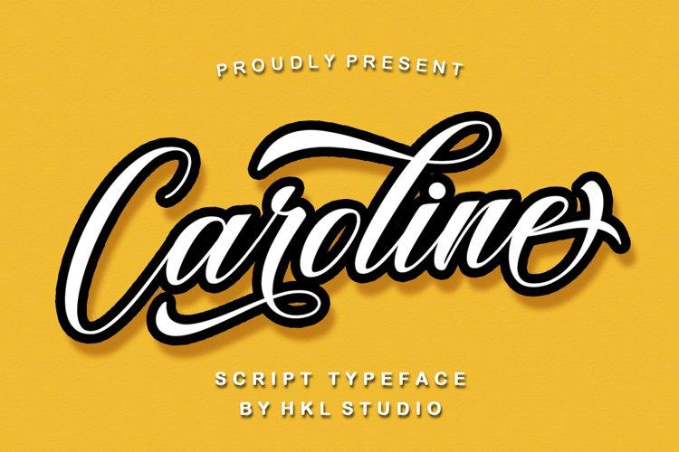 Caroline example image 1