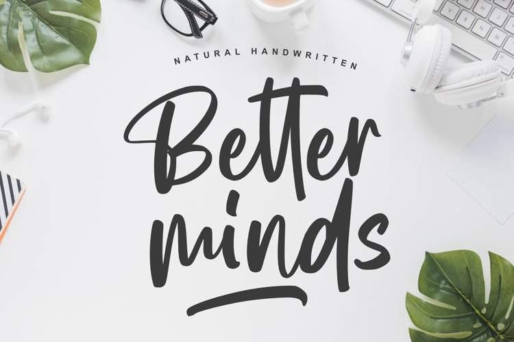 Better minds example image 1