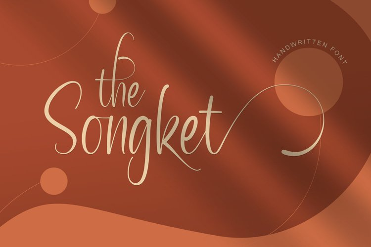 The Songket example image 1