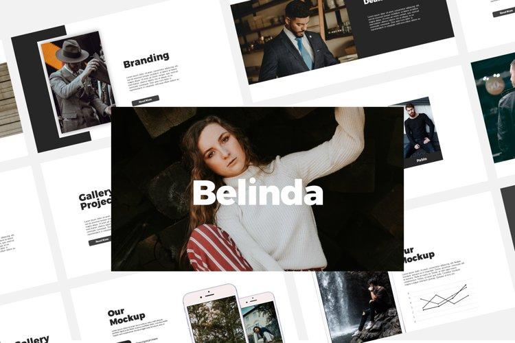 Belinda - Google SlideTemplate