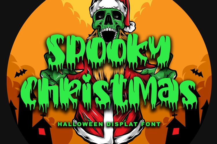 Spooky Christmas example image 1