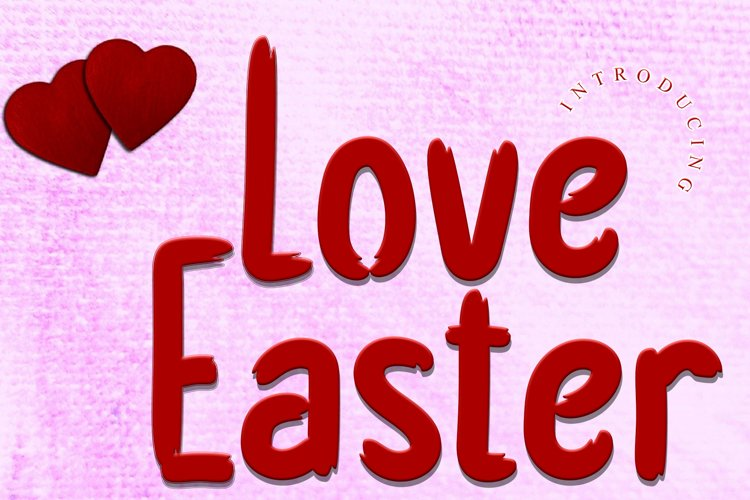 Love Easter example image 1
