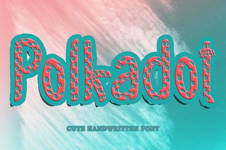 Polkadot example image 1