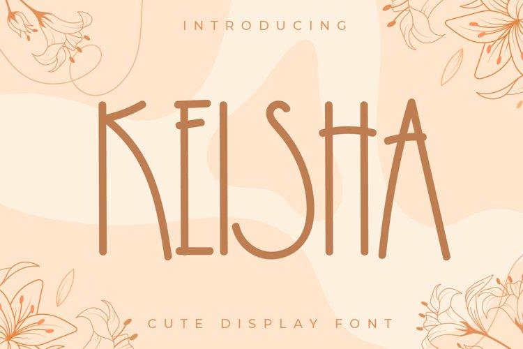 Keisha example image 1