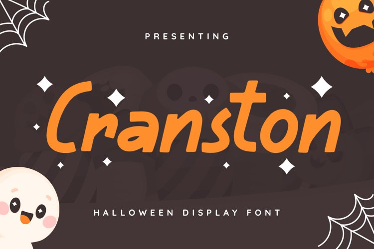 Cranston Font example image 1