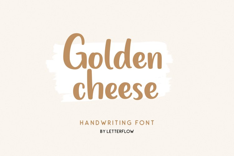 Golden Cheese example image 1