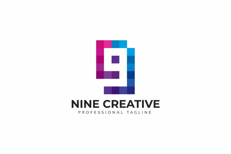 Nine Creative Logo example image 1