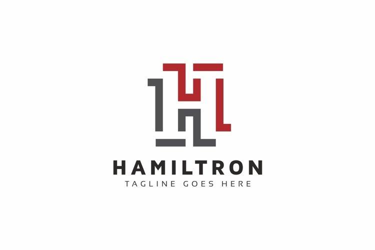Hamiltron H Letter Logo