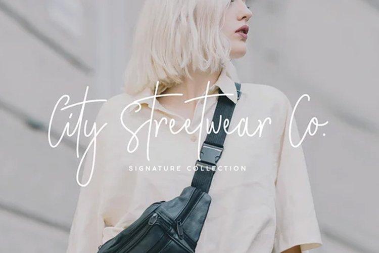 City Streetwear example image 1