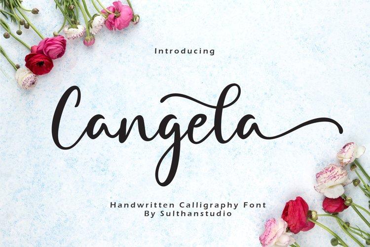 Cangela example image 1
