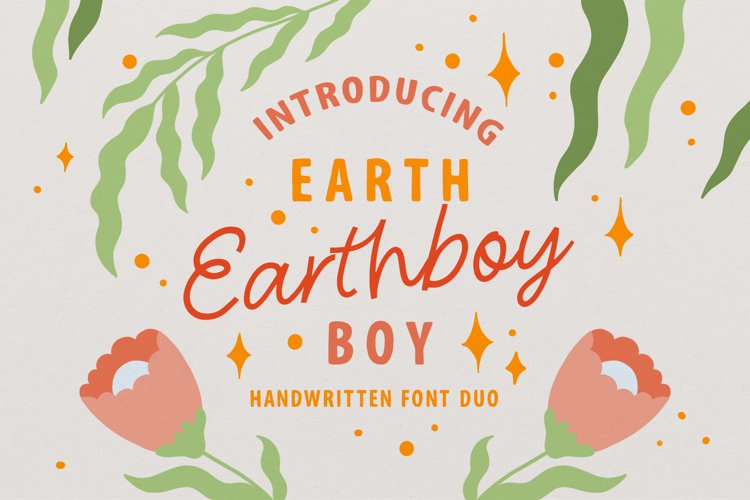 Earthboy Font Duo