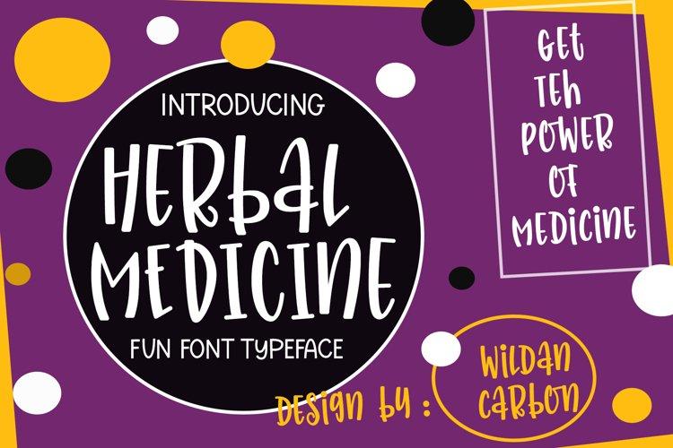 Herbal Medicine example image 1