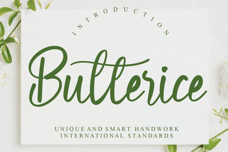Butterice example image 1
