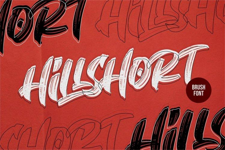 Hillshort -Urban Brush- example image 1