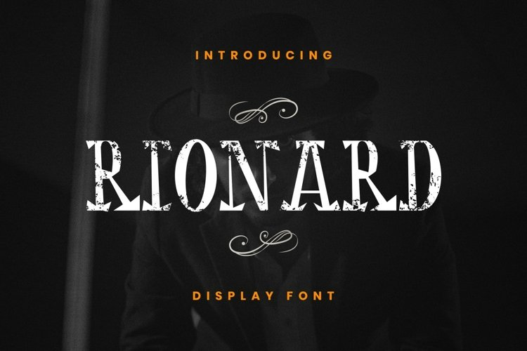 Rionard Font example image 1