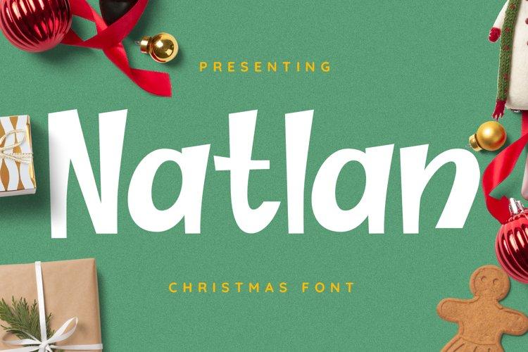 Natlan Font example image 1