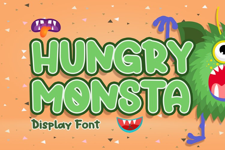 Hungry Monsta example image 1