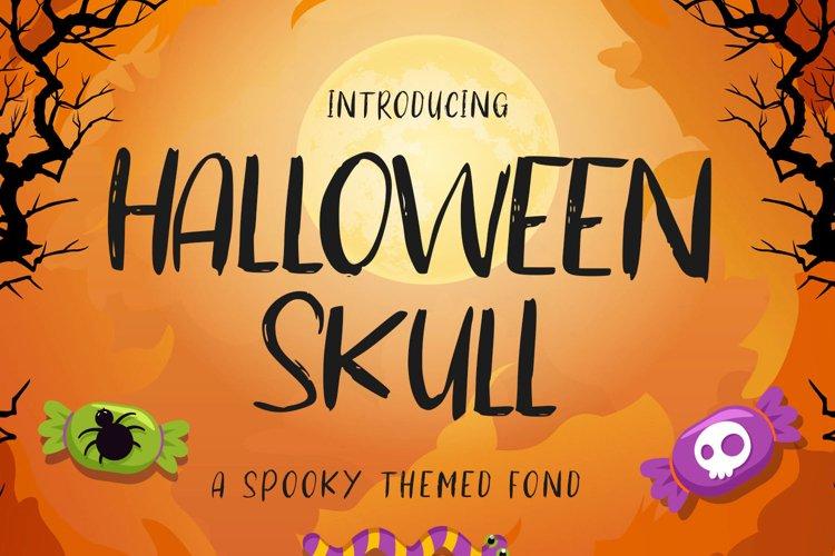 Halloween Skull example image 1