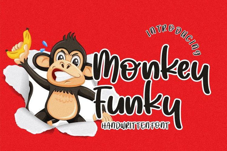 Monkey Funky example image 1
