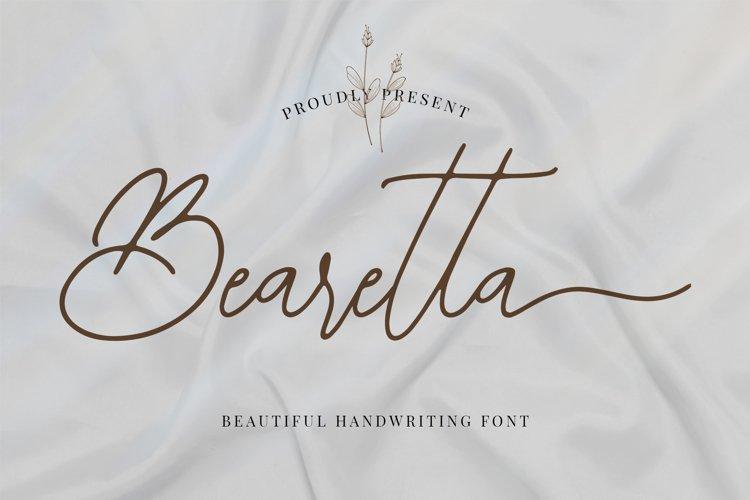 Bearetta
