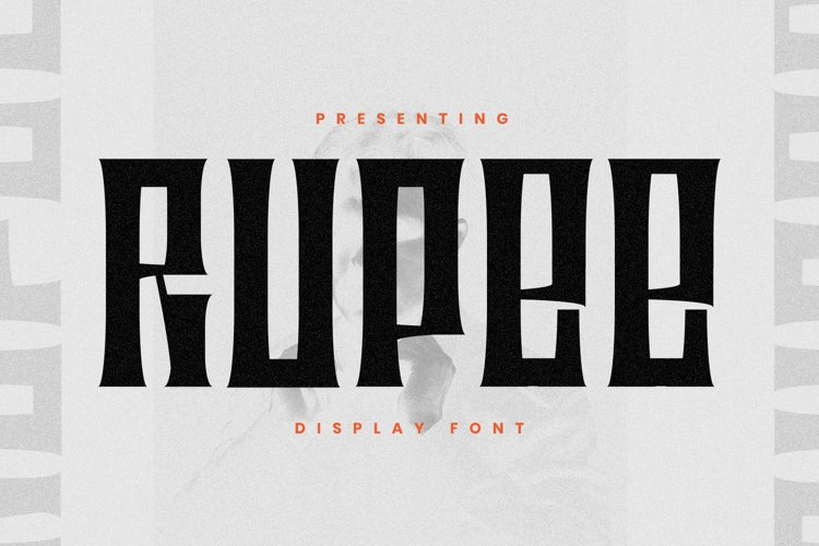 Rupee Font example image 1