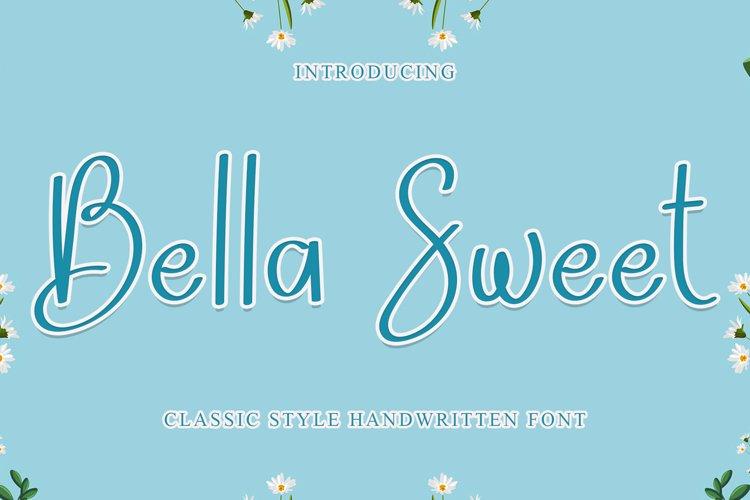 Bella Sweet example image 1