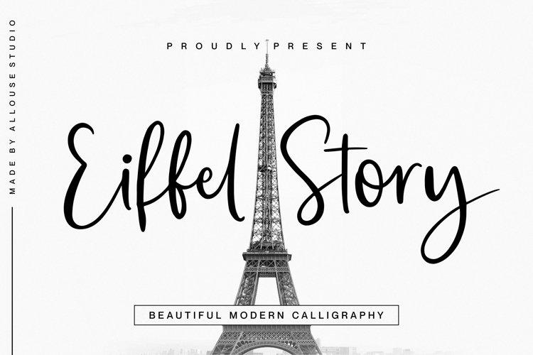 Eiffel Story example image 1