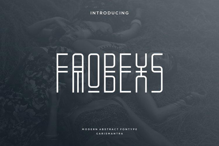 Faobexs