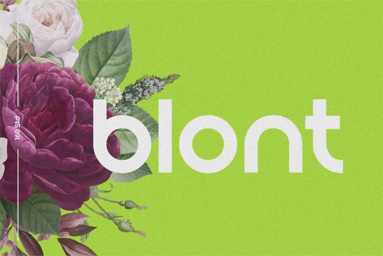 Blont example image 1