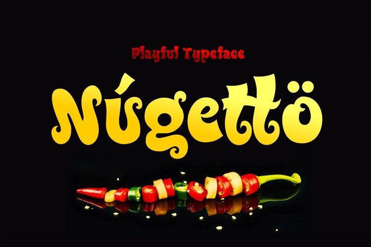 Nugetto example image 1