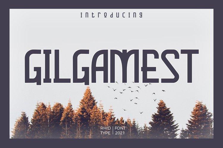 GILGAMEST example image 1