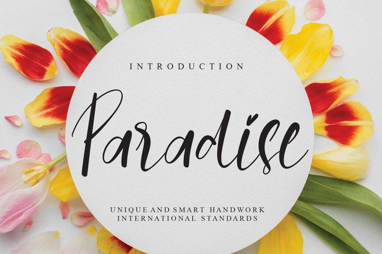 Paradise example image 1
