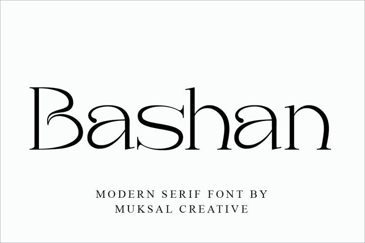 Bashan example image 1