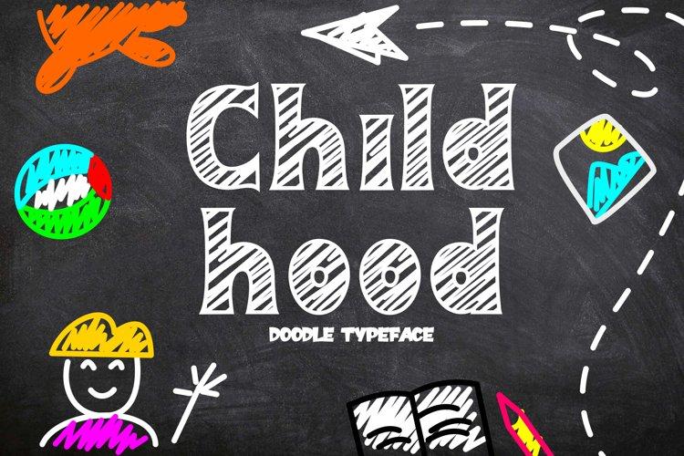 Child hood example image 1