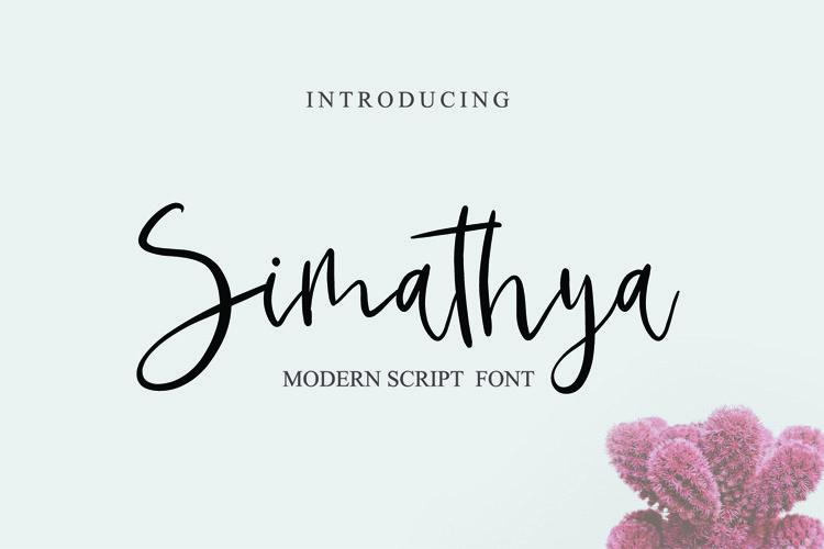 Simathya