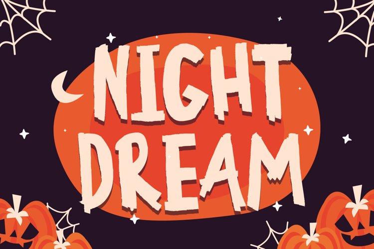 Night Dream example image 1
