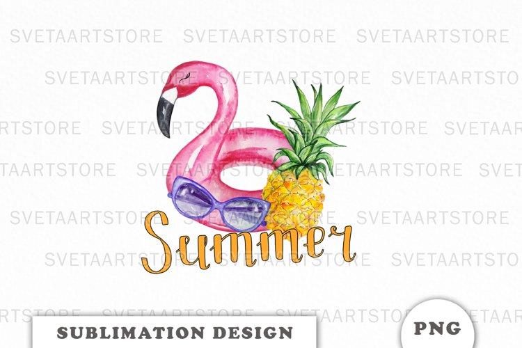 Summer Sublimation design png
