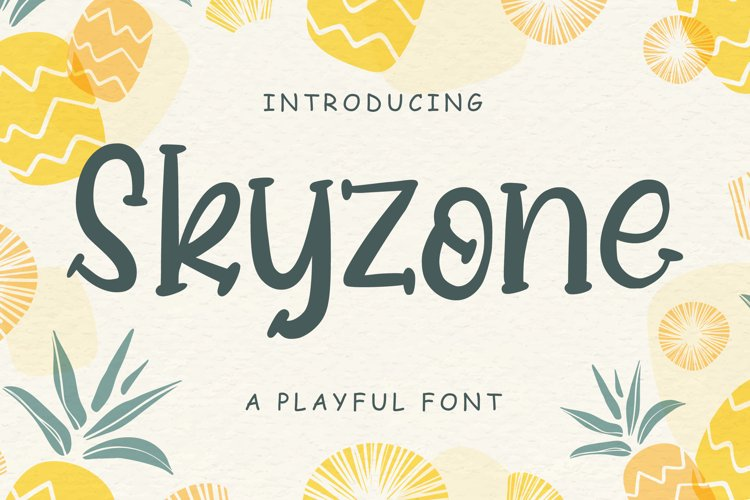Skyzone example image 1